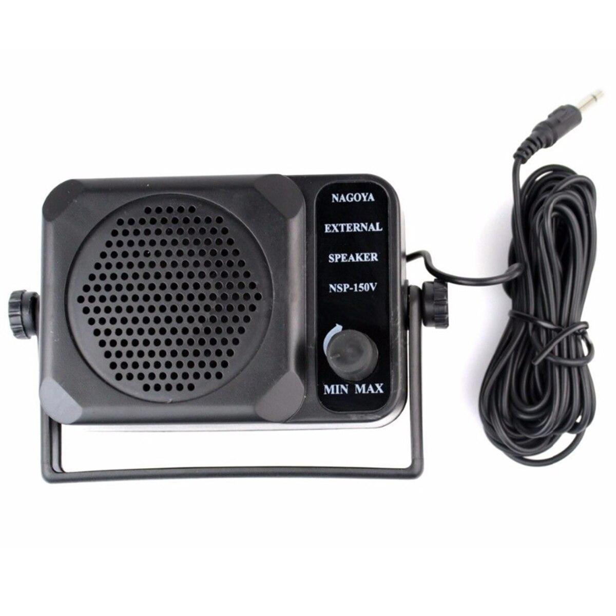 3,5 мм штекер мини внешний динамик NSP 100 для рации для ВЧ ОВЧ УВЧ hf приемопередатчик автомобиля радио        АлиЭкспресс