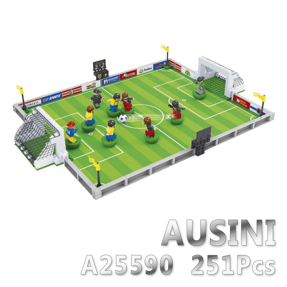A Models Building toy Compatible with Lego A25590 251pcs Football Series Blocks Toys Hobbies For Boys Girls Model Building Kits a models building toy compatible with lego a25590 251pcs football series blocks toys hobbies for boys girls model building kits