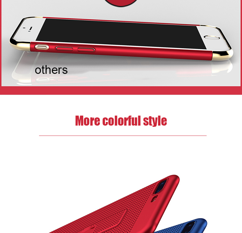 Artisome Breathe Fitted Cases For iphone 7 6 8 Case Silicone Slim Soft TPU Coque Holder Cases for iPhone 5 5s 6 6S 7 8 Plus Case