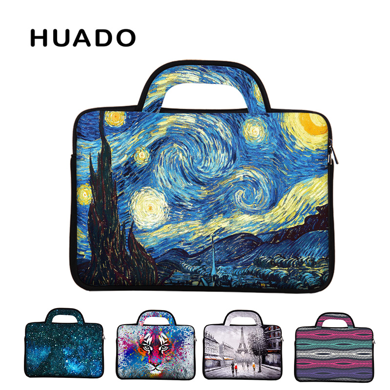 New laptop bag 15 notebook case 17 women handbag men briefcase tablet cover case for mac pro 13/xiaomi air 13.3/ lenovo/ asus