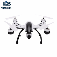 JXD 509V RC Quadcopter Drone With 0.3 Mega Pixel HD Camera 2.4GHz 4CH 6-axis Gyro 3D Rollover Headless Helicopter RTF