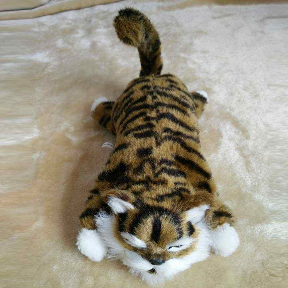 Gato elétrico brinquedo robô gato animal de estimação interativo pelúcia brinquedos do animal de estimação rindo rolando na terra presente para crianças
