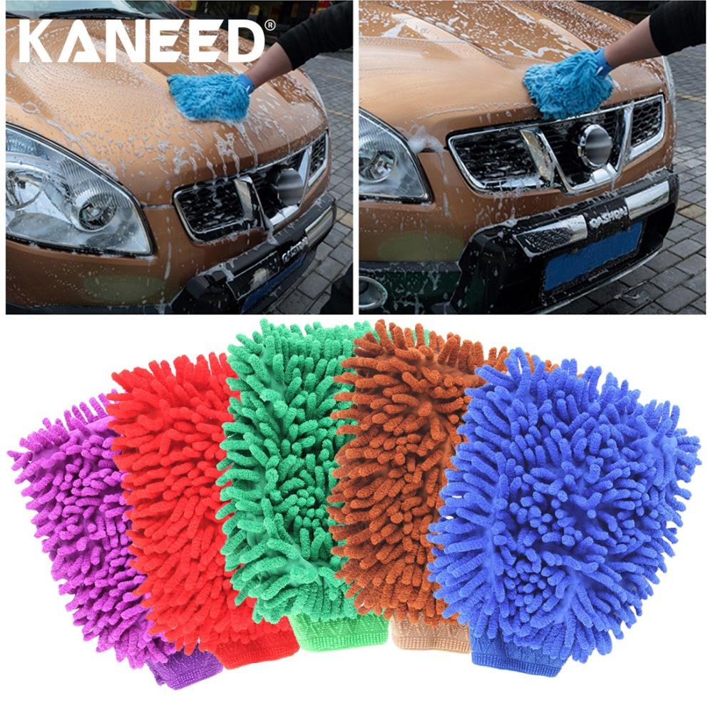 Microfiber Cloth Dusting: Car Window Washing Microfiber Dusting Mitt Car Window