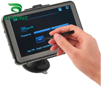 7 Inch Wince 6 0 Car GPS Navigation Radio 8GB 256M Truck Vehicle GPS Navigators Lorry