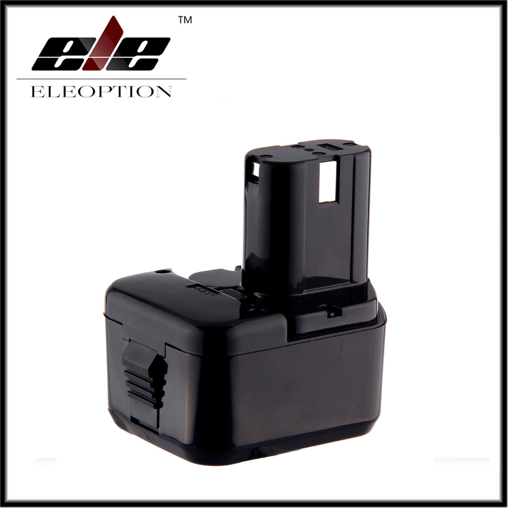 Eleoption 12V Battery for Hitachi EB1220BL EB1214S EB1212S WR12DMR CD4D DH15DV C5D for hitachi 12v 3 0ah ni mh eb1214s ds12dvf3 batteries rechargeable power tool battery for eb1212s eb1214s eb1214l eb1220bl