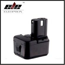 EB1214S EB1220BL Eleoption 12 V Batería para Hitachi EB1212S WR12DMR CD4D DH15DV C5D