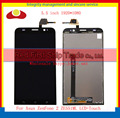 For Asus Zenfone 2 ZE500CL ZE550KL ZE550ML ZE551ML Full Lcd Display Touch Screen Digitizer Assembly Complete +Tracking Code