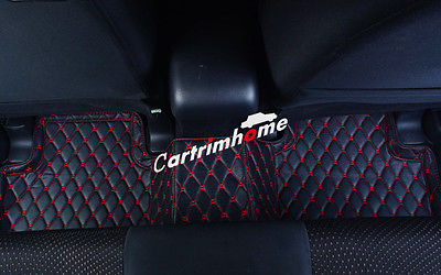 Left Hand Drive Car Floor Mat Pad For Mitsubishi Outlander 5Seats 2013 2016 in Chromium Styling from Automobiles Motorcycles