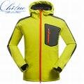 2016 новых мужских случайные кашемир мягкая оболочка куртка водонепроницаемый ветрозащитный тонкий срез серый синий оранжевый пальто куртки