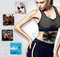 Wireless Muscle Stimulator ABS Abdominal Exerciser Smart EMS Electric Pulse Treatmen Slimming Beauty Machine