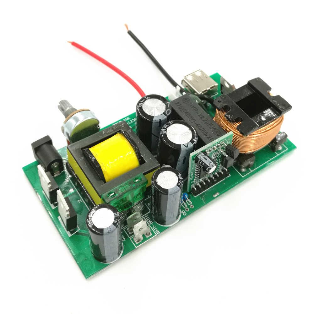 12V a 0 V-700 V batería de inversor electrónico placa de circuito inversor de la placa de circuito 2000-3000W (6,8)