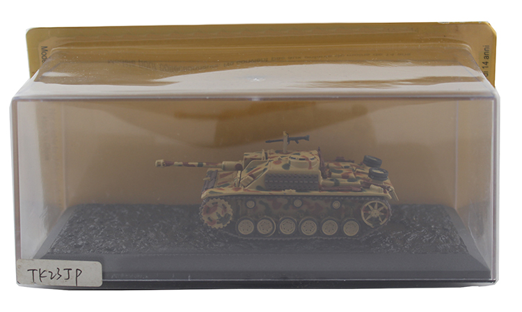 Special Offer rare 1 72 the German army StuG III Self propelled Tank Alloy Military Model