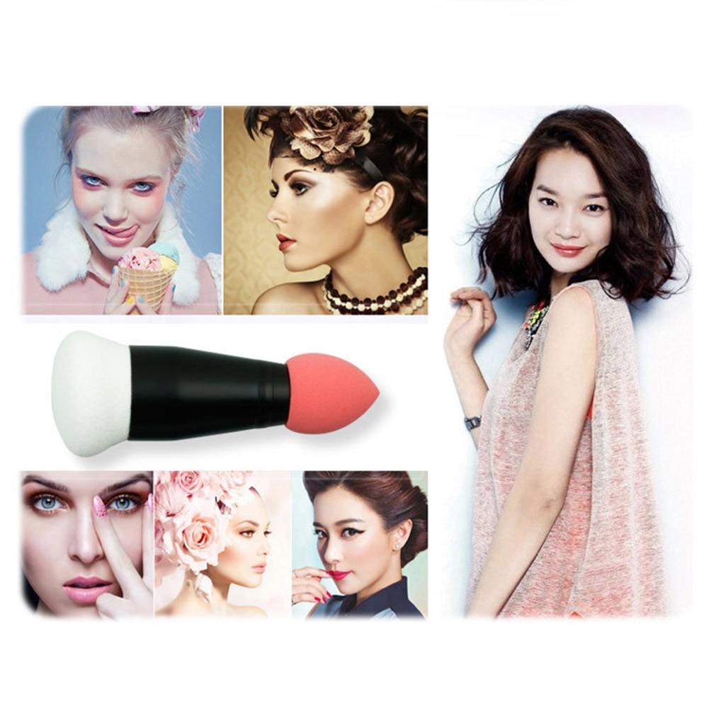 Dropshipping Makeup Brush Dual Head Portable Foundation Eyeshadow Beauty Makeup Tools for Women SMJ