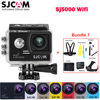Various Accessories Avaliable 14MP 2015 SJCAM Brand Original SJCAM SJ5000 WiFi Novatek 96655 Full HD 1080P