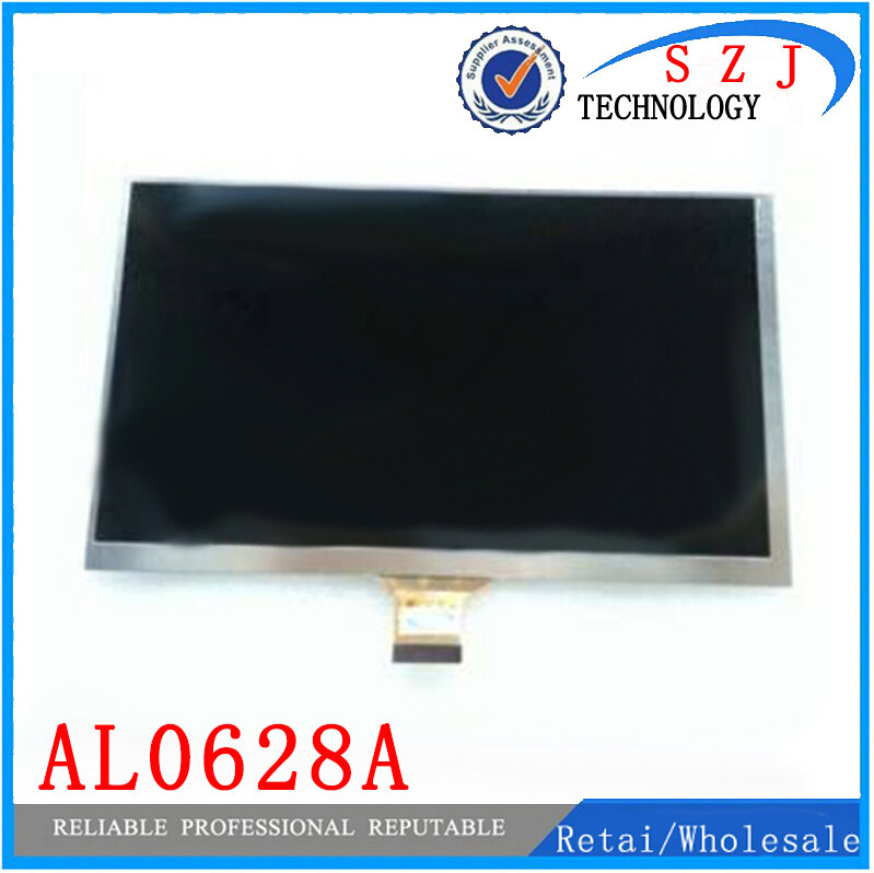 Original 7 inch Tablet PC LCD display AL0628A LCD Screen size 163*97mm Digitizer Sensor Replacement Free Shipping new 9 6 inch tablet pc lcd display bg096bl 1288ii81ia jyh lcd screen digitizer sensor replacement