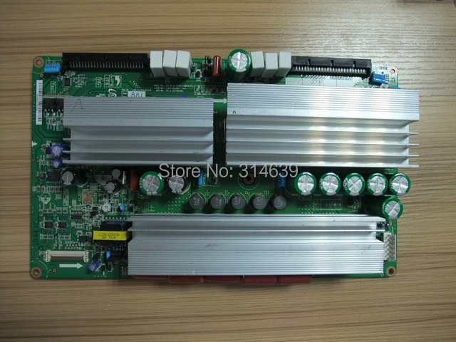 US $130 0 |Y Main Board For Samsung LJ41 05120A YSUS LJ92 01490A Plasma  TV-in Integrated Circuits from Electronic Components & Supplies on