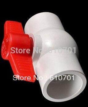 PPR 20/25/32/40/50/63mm SlipxSlip Se Termine Deux Ports Complètes En Plastique Balle Valve Arrêt D'eau 1/2 3/4 1 1-1/4 1-1/2 2 BSP Femelle