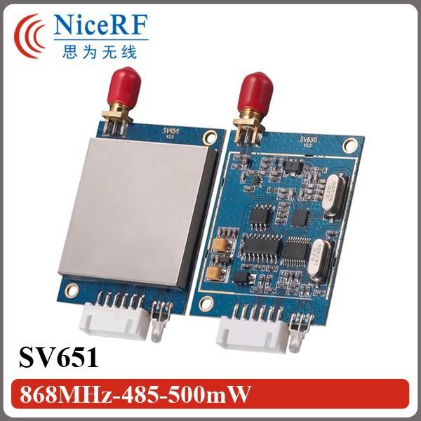 SV651-868MHz-485-500mW