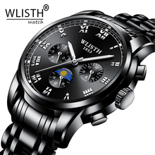 WLISTHD Dropshipping Sports Watches Mens Watches Top Brand Luxury Military Army Quartz-Watch Male Clock Casual Relogio Masculino dropshipping wlisth sport watches mens watches top brand luxury military army quartz watch male clock casual relogio masculino