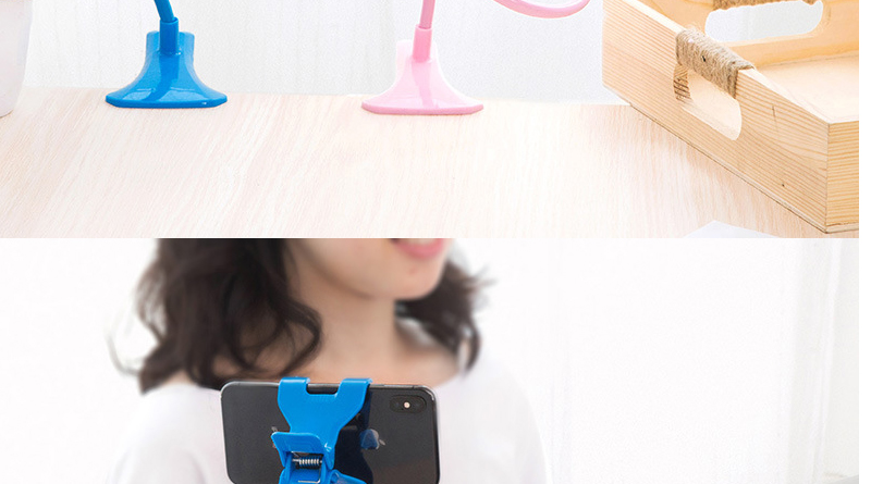Phone Brackets Hanging Holder Desk Table Desktop Home Organization Clamp Stand Car Clip Support Office Storage Organizer Hanger_06