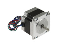 Horizon Elephant DIY Reprap 3D printer CNC router 57 two-phase nema 23 stepper motor 2.3V 51mm length 1N.m/1.8 4-wire engraving