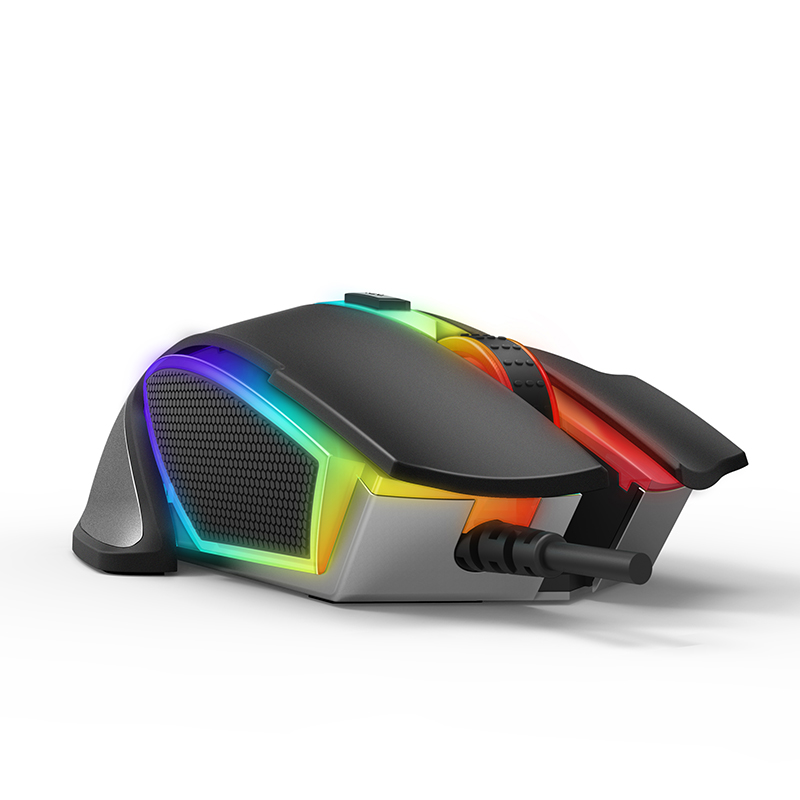 b59a6d996dc RAPOO V302 Optical Gaming Mouse USB Wired Mouse from 500 7000DPI Multi  color mouse gamer for pubg for overwatch-in Mice from Computer & Office on  ...