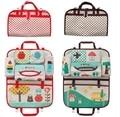 Bebé bolsa de pañales organizador para mamá nuevo diseño multi bolsillo bebé viajes nappy bolsos de almacenamiento de accesorios de asiento de coche cubre back