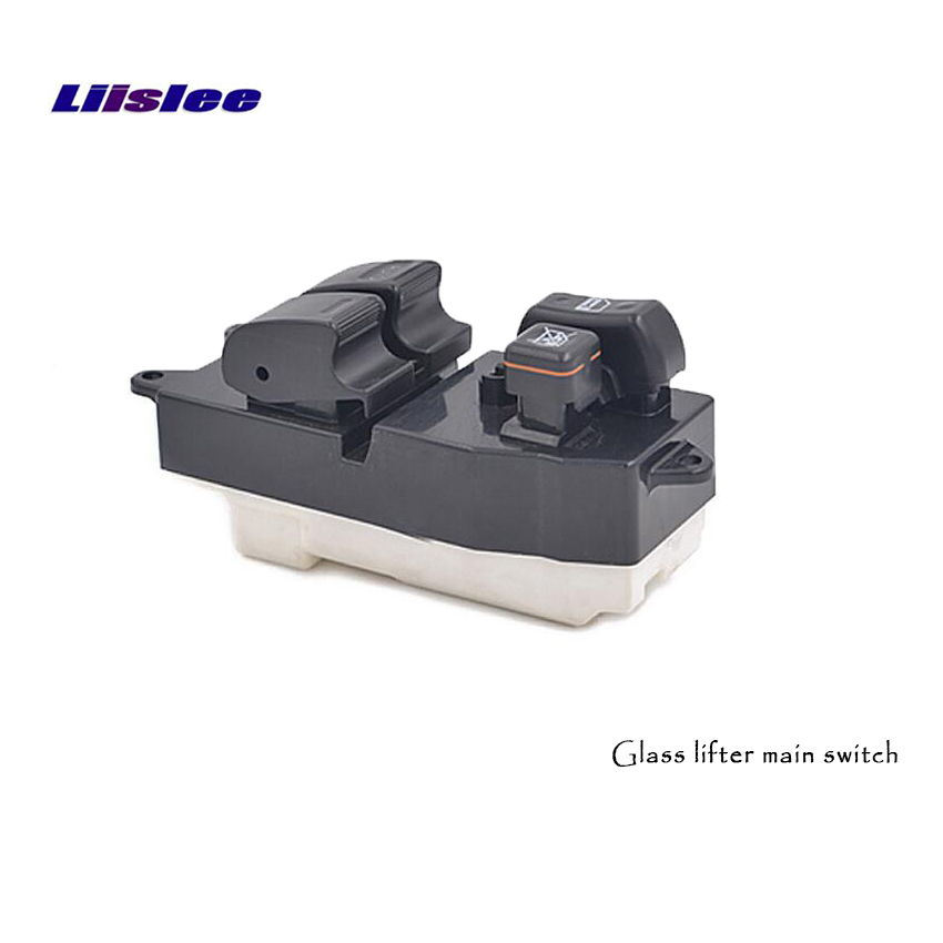 Liislee For Toyota corolla Main switch Glass lifter main switch Left front door glass lifter main switch Window button switch|Car Switches & Relays| |  -