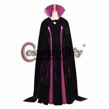 Cosplaydiy Custom Made Evil Queen Adult Women Halloween Carnival Cosplay Costume