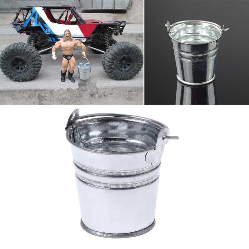 RC Truck Car Bucket 1:10 for TAMIYA CC01 Axial SCX10 RC4WD D90 D110 Rock Crawler