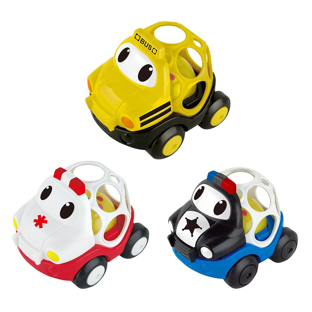 Children's Toy Car Educational Cartoon Small Toy Car with ...