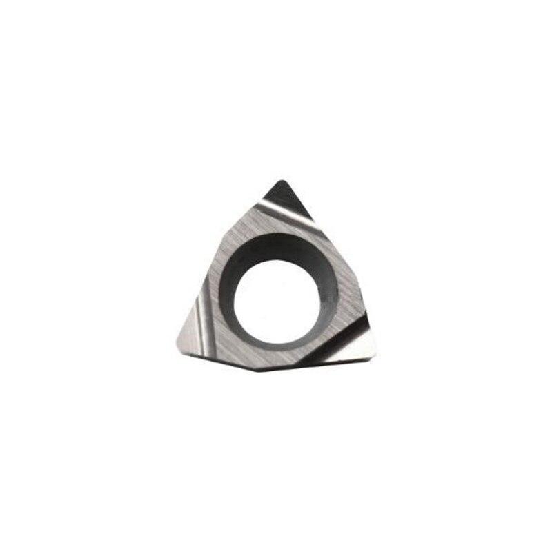 WBGT060104L F KW10, 100% originale kyocera inserto in metallo duro, piccoli utensili di tornitura portautensili noioso bar cnc macchina di fresatura turno