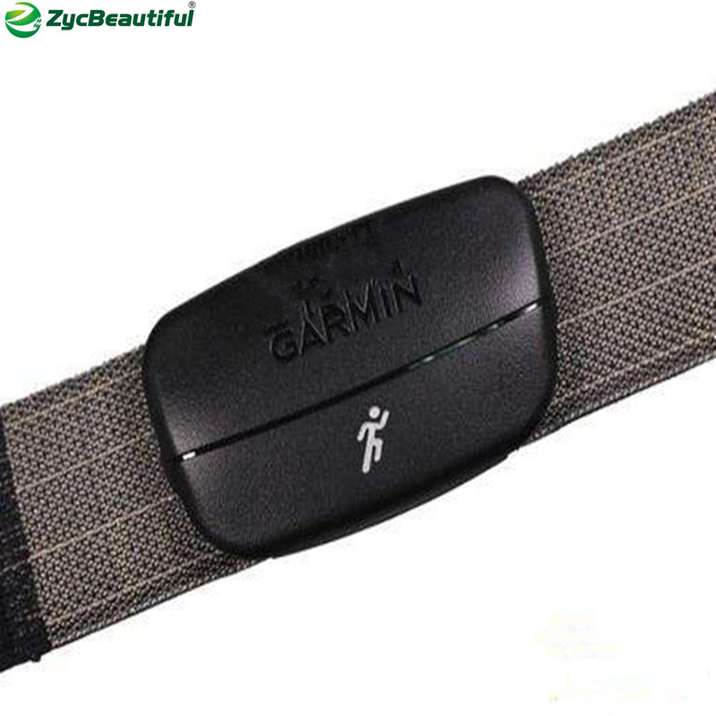 ZycBeautiful for GARMIN hrm-run hrm-ss Heart Rate Monitor for edge 620 920XT fenix2 fenix3 510 705 800 810 hrm run parts garmin vivofit 2
