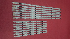 Image 5 - (جديد كيت) 14 قطعة LED قطاع ل سامسونج UE40F6400 D2GE 400SCA R3 D2GE 400SCB R3 2013SVS40F L8 R 5 BN96 25520A 25521A 25304A 25305A