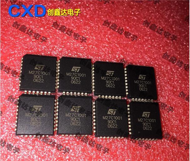 10 pcs/lot M27C1001-90C1 M27C1001 PLCC3210 pcs/lot M27C1001-90C1 M27C1001 PLCC32