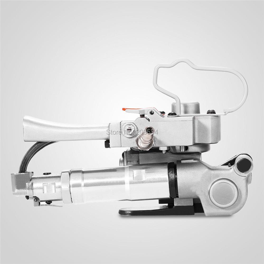 Herramienta de flejado de PET neumática de mano resistente AQD-25, - Herramientas eléctricas - foto 3
