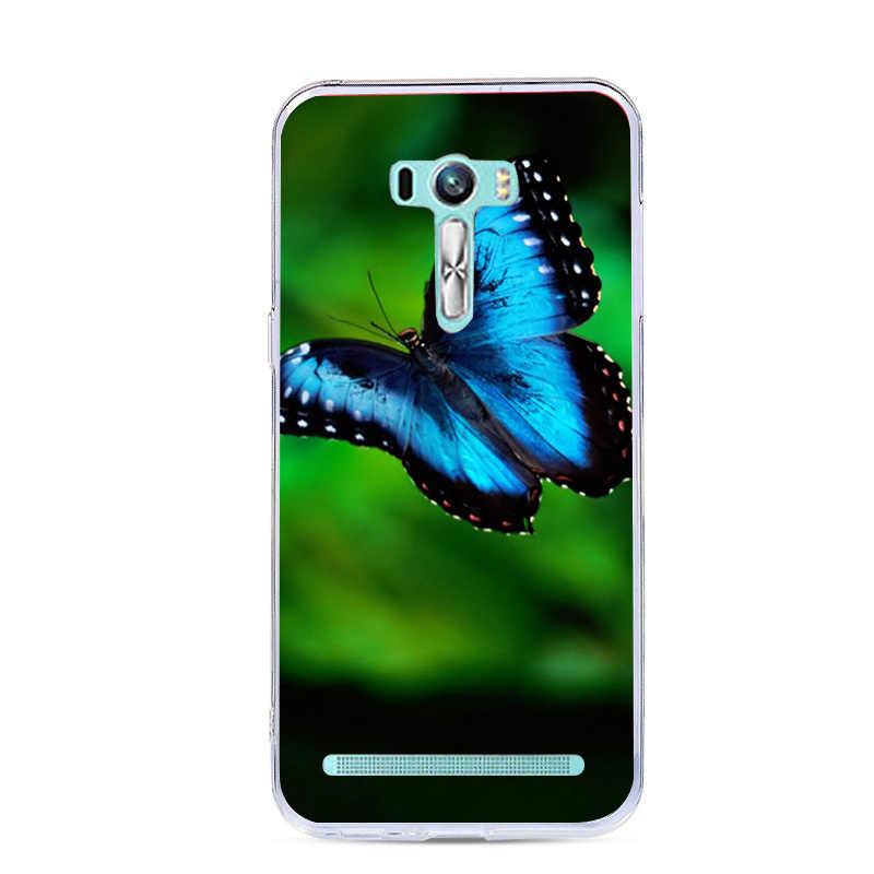 Мягкий ТПУ чехол для Asus Zenfone Selfie ZD551KL 5,5 дюймов 3D Печатный защитный силиконовый чехол Для Zenfone ZD 551KL оболочки сумка