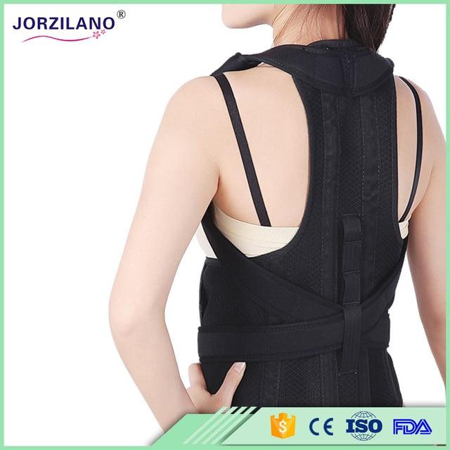 Unisex Adult Humpback Correction Therapy Belt Shoulder Brace Correct of the Spine Fixation for Posture Back Support  women men