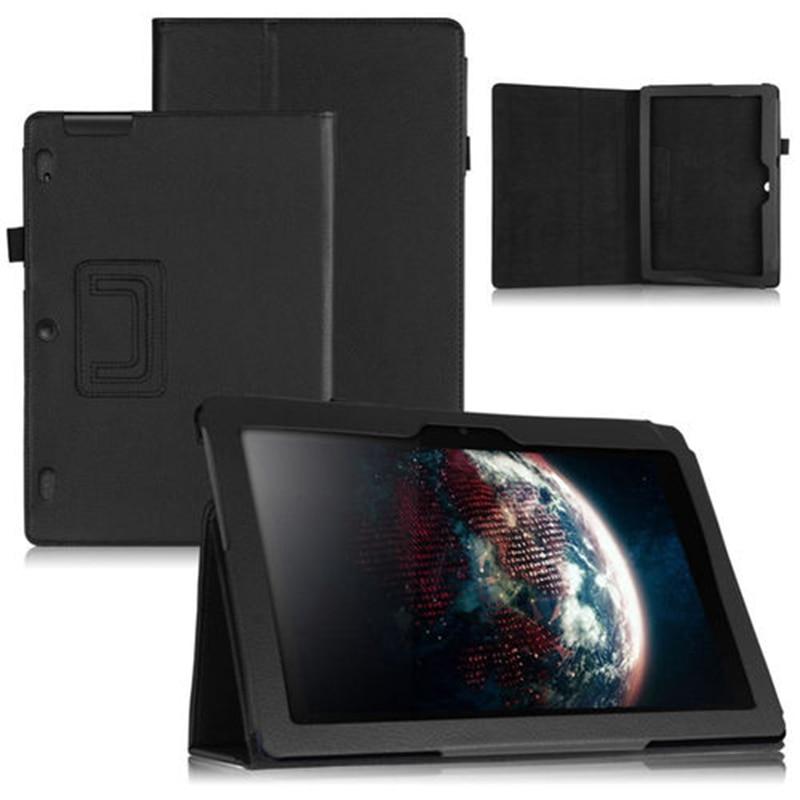 Tab 2 10 Flip Case For Lenovo A10-30F A10-30 X30 x30f TB3-X70L Tablet Case PU Leather Case For A10-70 70 A10-70F/70L Case Cover