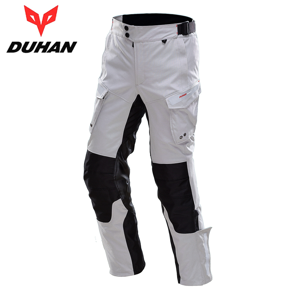 moto pants mens. duhan motorcycle pants men moto touring travel riding waterproof rain proof racing trousers-in trousers from automobiles mens