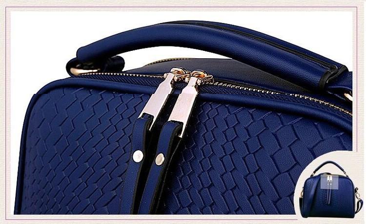 2015 Autumn New Arrival Women Weave Tassel Women PU Leather Handbags Women Shoulder Bag Ladies Casual Messenger Bags BH1150 (15)
