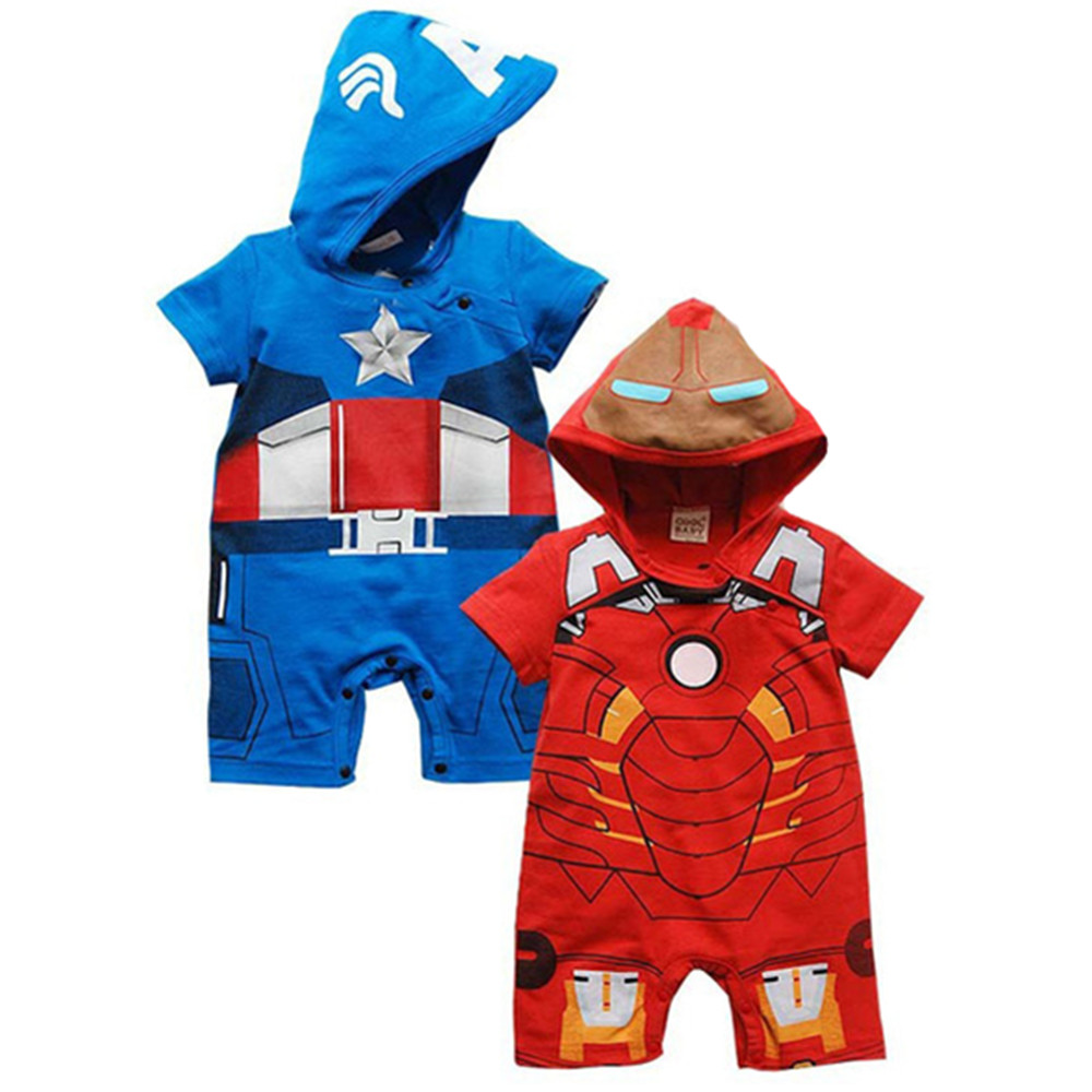 Toddler Captain America Costume Promotion-Shop for Promotional ...