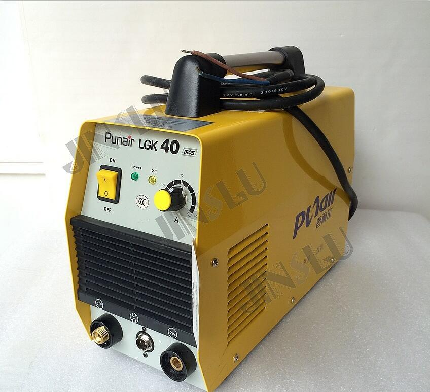 CUT-40 LGK-40 Inverter Air Plasma Cutter 220V 40 AMP Plasma Cutting machine quality assurance panasonic air plasma cutting accessories reasonable price tips plasma electrodes