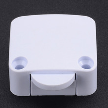 202A Automatic Reset Switch Wardrobe Cabinet Light Switch Door Control Switch for Home Furniture Cabinet Cupboard Light Switch