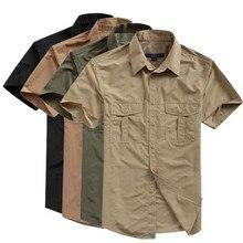 Спортивные Training футболки для мужчин лето быстросохнущая короткий рукав дышащая костюмы Черный Зеленый Открытый Кемпинг