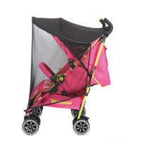 Baby Stroller Multifunction Sunshade Whole Cover For Prams 2 In 1 Universal Mosquito Net Super UV