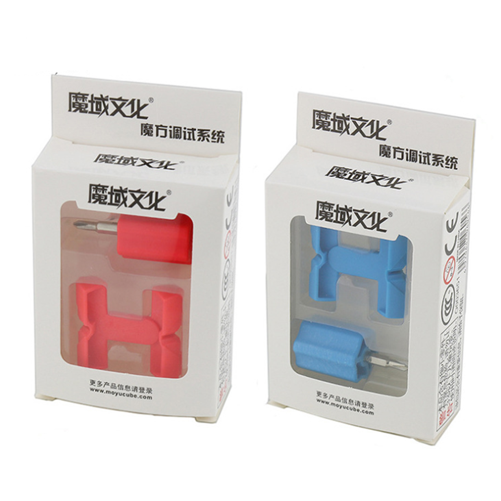 Moyu DIY Tool Magic Cube Cross Screwdriver Adjustment Tool Puzzle Speed Cube Adjust Magi ...