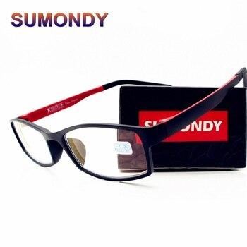 -1.0-1.5-2.0-2.5-3.0-3.5-4.0-4.5-5.0-5.5-6.0 TR90 cadre myopie lunettes hommes femmes haute qualité myope lentille lunettes G541