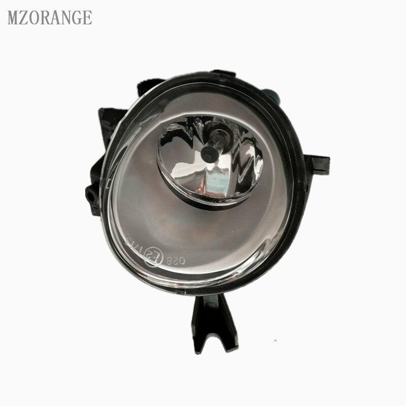 MZORANGE Car Light For VW Touareg 2003 2004 2005 2006 2007 2008 2009 2010 Car-styling Front Halogen Car Fog Light Fog Lamp front bumper fog lamp grille led convex lens fog light angel eyes for vw polo 2001 2002 2003 2004 2005 drl car accessory p364