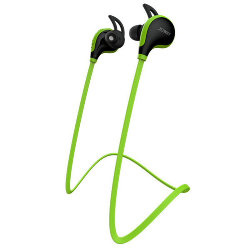 Joway H12 Sports Stereo Music Wireless Headphones Bluetooth V4.0 Headset Bluetooth Earphone hands free For Mobile Phone lavalier clip on bluetooth headset eaerphones headphones stereo music sports hands free microphone earphone for samsung huawei